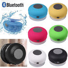 Assorted Lot of Portable Waterproof Wireless Bluetooth Shower Mini Speaker