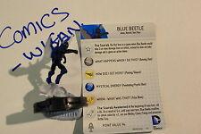 """DC Heroclix"""" 10th anniversaire"""" #09 Blue Beetle"""