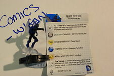 "DC Heroclix"" 10th ANNIVERSARIO"" #09 Blue Beetle"