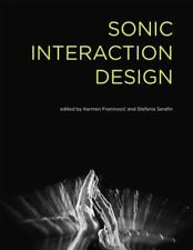 Sonic Interaction Design (MIT Press) by
