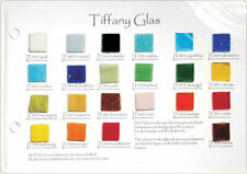 Mustertafel Tiffany-Glas
