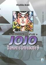 SC1169 - Manga - Star Comics - JoJo - Diamond is Unbreakable 9 - Nuovo !!!
