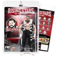 Rising Stars of Wrestling Action Figures Series: Bull James