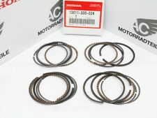 HONDA CB 750 four k0 k1 k2-k6 f1 4 Piece Piston Ring Set Standard 61 mm Genuine