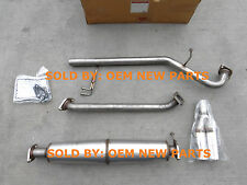 2006-2011 Kia Rio Hi Performance CAT BACK Catback Exhaust System Stainless Steel