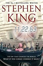 11.22.63 by King, Stephen Book The Cheap Fast Free Post