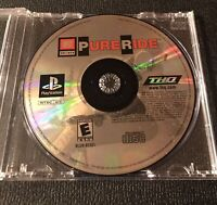 MTV Sports: Pure Ride (Sony PlayStation 1, 2000)