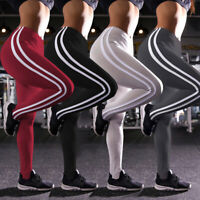 Women Fitness Yoga Leggings Running Gym Sports Pants High Waist Jogging Trousers