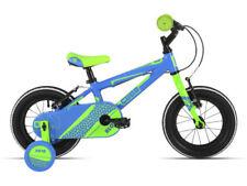 Biciclette blu bambino alluminio
