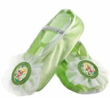 Costumes for All Occasions Dg18292 Tinker Bell Ballet Slippers