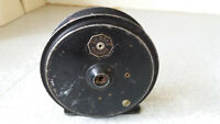 VINTAGE FISHING REEL- ALLCOCKS -GILMOUR-  3 1/2 INCH