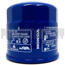 OEM Honda Blue Oil Filter USDM Fits: Civic CRX Del Sol Integra RSX Prelude S2000
