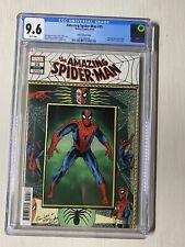 Amazing Spider-Man #25 (2019) CGC 9.6 Ditko Hidden Gem Variant
