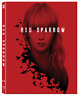 """"""" Red Sparrow """"Blu-ray Steelbook Lenticular O-ring Case Limited Edition"""