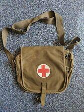 Wwii Ussr Rkka Soviet Union Red Army M40 Medic Shoulder Bag