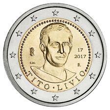 """ITALIE: SPECIALE 2 EURO 2017 """"TITUS LIVIUS"""""""