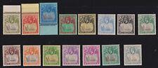 ST.HELENA 1922-37 wonderful group to 10s,marginals etc-mint hinged