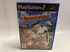 Nickelodeon Barnyard (PAL) PlayStation 2 PS2 Complete CIB