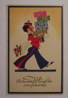"""""""Geburtstag, Kinder, Page, Geschenke, Blumen"""" 1933 ♥"""
