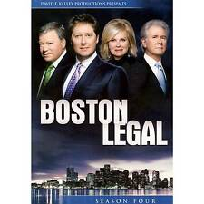 Boston Legal Season 4 - DVD Region 1
