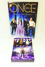 Once upon a time season 1-2 plus book
