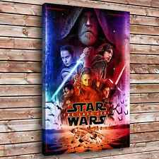 Star Wars The Last Jedi Home Decor HD Canvas Print Picture Wall Art Painting