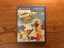 Smart As... PS Vita Game Brand New