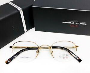 Marius Morel 1622 DO000 TITAN  Halbrandbrille/Brille/Eyeglasses/Frame