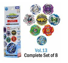 Beyblade Burst B-130 Random Booster Vol 13 Air Knight .12E.Et Complete Set Of 8