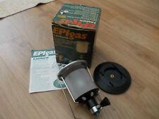 EPiGAS EPi GAS 3011 BUTANE CAMPING LAMP 901 904 907 GAZ WITH CARTRIDGE ADAPTOR
