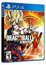 Dragon Ball Xenoverse PS4 Game NEW (English, Portuguese, Spanish, French)