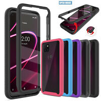 For iPhone 12 Pro Max/12 mini Case Full Body Protect Built-in Screen Protector
