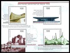 B.2 - BRD Bund Jahrgang 1997 Mi.1906-1909 Block 37 postfrisch LUXUS!
