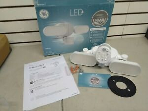 GE LED + LINKABLE MOTION SYSTEM/ SOFT WHITE /outdoor  #131