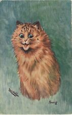 More details for louis wain cats. song in series # 501 by wildt & kray.