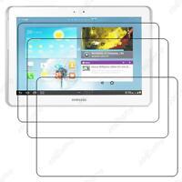 3 Film Protection Ecran Protecteur Cristal Samsung Galaxy Tab 2 10.1 P5100 P5110