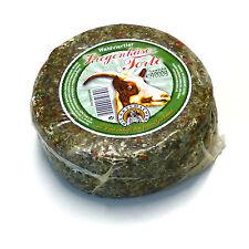 Ziegenwildkräutertorte Ziegenfrischkäse 1 kg Waldviertler Ziegenkäsetorte Laib