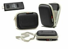 Navitech Black Case For Canon PowerShot ELPH 180 Camera NEW