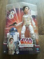 Star Wars Forces Of Destiny Princess Leia Organa & R2-D2 Figure Set
