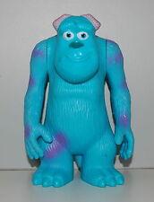 "2005 Sulley Sully 6"" Action Figure #5 McDonald's Pixar Pals Disney Monsters Inc"