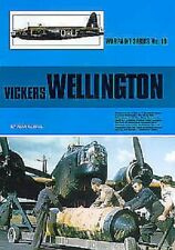 Warpaint Series No.010 - Vickers Wellington      28 Pages       Book     New