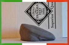 CAPPELLO GRIGIO COPPOLA BASCO ITALIANO BERRETTO UOMO ELEGANTE ESTIVO Art.856