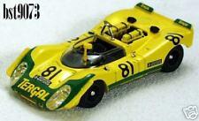 """Porsche 908/2 #81 J.Fernandez """"Temporada"""" 1970 (Best 1:43 / 9073)"""
