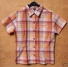 Patagonia Damenhemd Puckerware Shirt, Gr. M, orange
