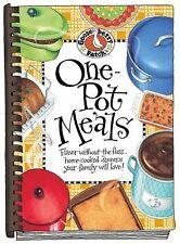 Gooseberry Patch One Pot Meals Hard Cookbook Recipe Book NEW
