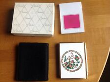 Stratton Note Book In Box , Indian Tree.