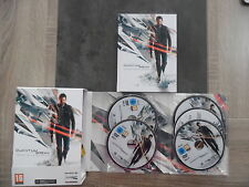 Jeu PC : QUANTUM BREAK – Timeless collector's edition – neuf