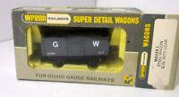 Wrenn OO/HO W5029L Steel Wagon GW with Load 110265 grey Boxed P3