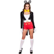 Top Totty Mousy Maiden Costume