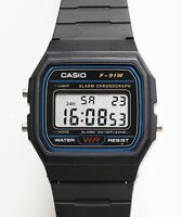 Casio Retro F91-W Classic Casual Water Resistant Digital Wrist Watch (Unisex)